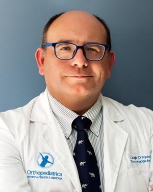El Dr. David Farrington se une a Grupo IHP Pediatría