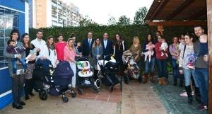 Reconocimiento a la solidaridad de las madres en el primer aniversario del Punto de Donación de Leche de Huelva