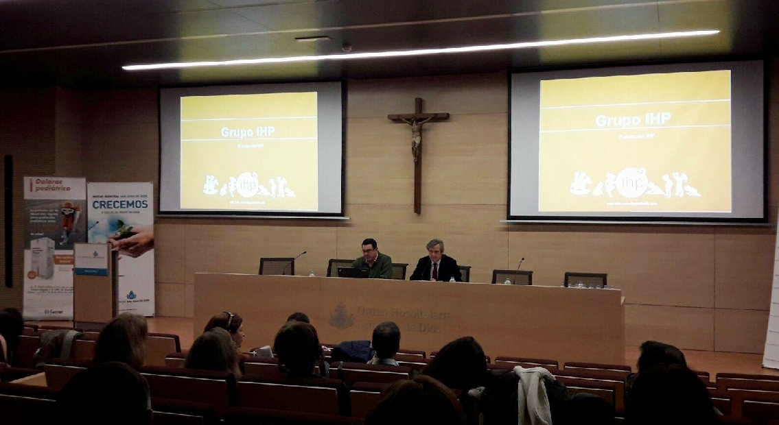 Especialistas en Ortopedia y Traumatología Infantil proponen en el hospital San Juan de Dios de Córdoba la creación de un calendario unificado de revisiones para niños