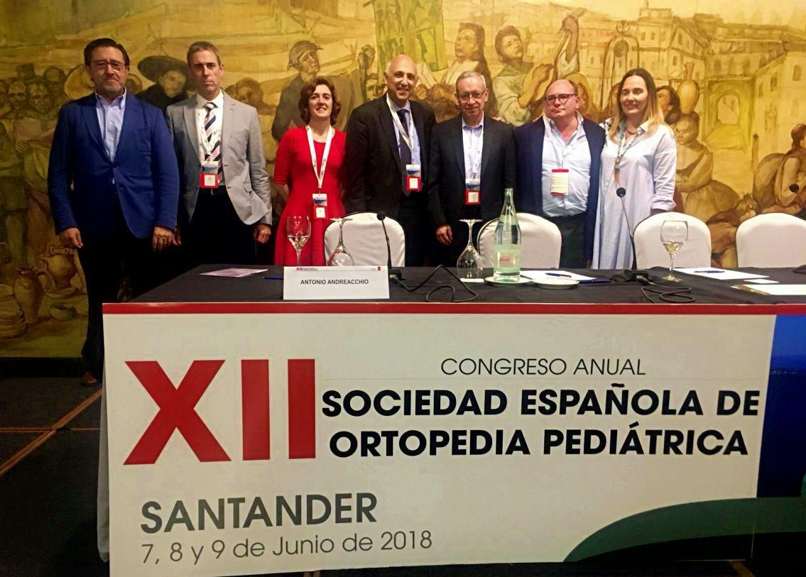 El Dr. David Farrington, médico de Grupo IHP, ha sido nombrado presidente de la Sociedad Española de Ortopedia Pediátrica