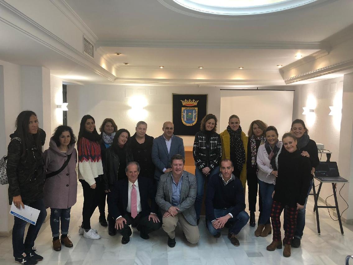 Grupo IHP presenta en Sanlúcar la Mayor el proyecto ¡VAMOS!