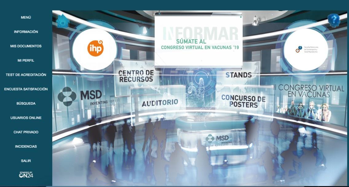 Grupo IHP participa en el Congreso Virtual en Vacunas 2019