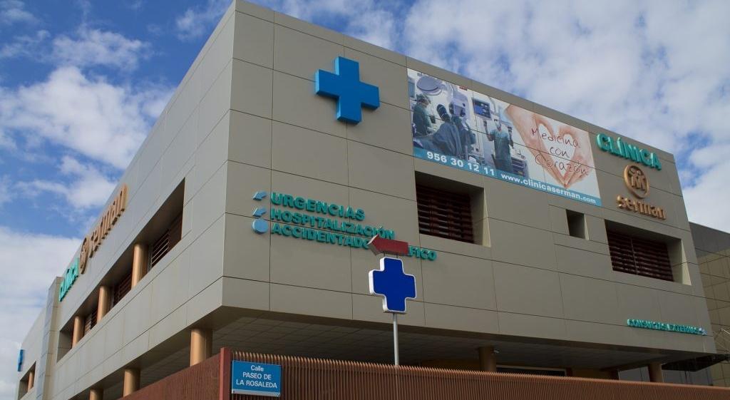COMUNICADO OFICIAL: Restablecido el servicio de Urgencias pediátricas 24 horas en la clínica Serman de Jerez
