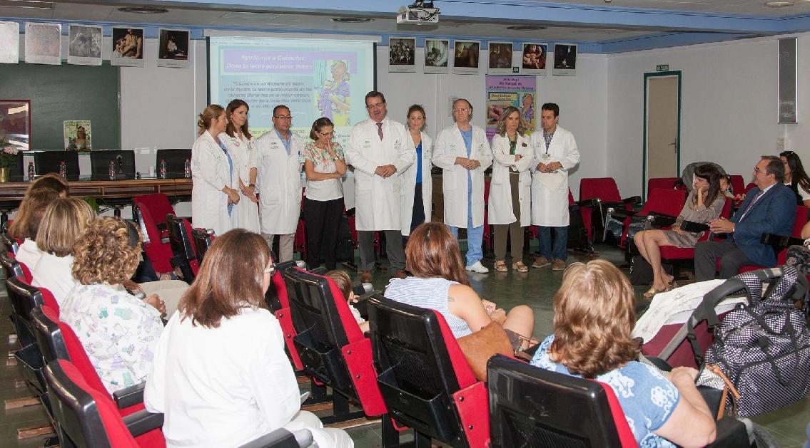 Grupo IHP se suma al homenaje del Día Mundial de la Donación de Leche Materna