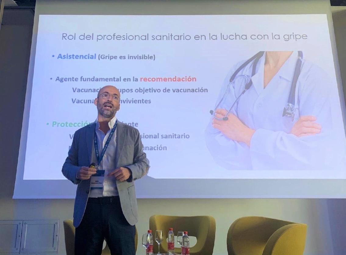 Grupo IHP, presente en las VIIJornadas Vacunas Para Todos 2019 celebradas en Fuengirola