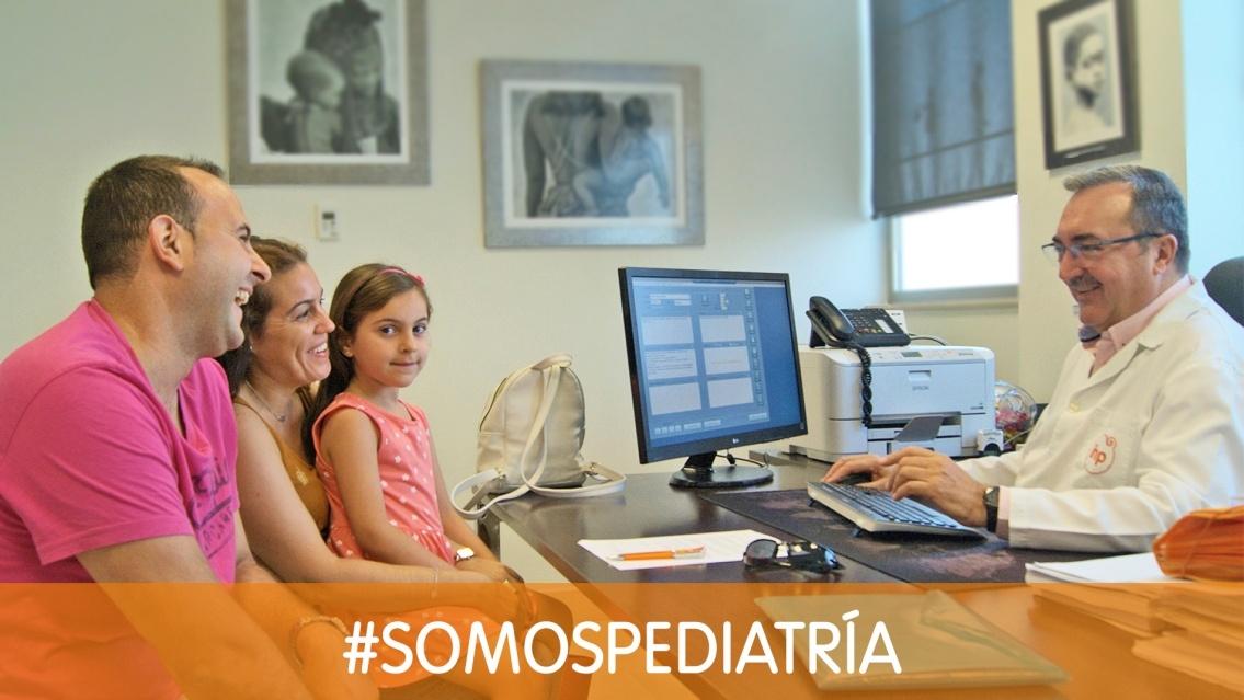 #SOMOSPEDIATRÍA