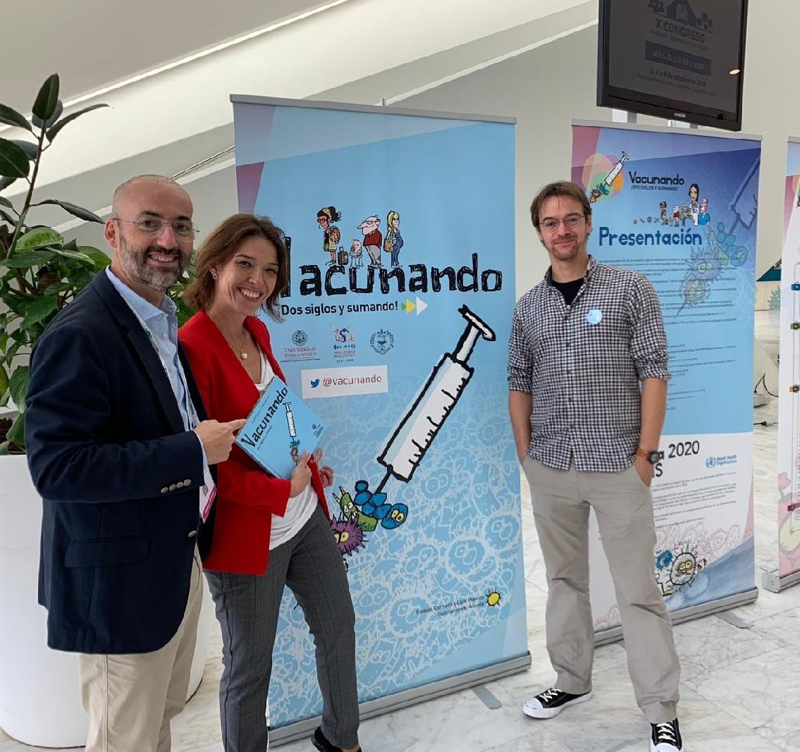 Grupo IHP participa en el X Congreso Nacional de la Asociación Española de Vacunología