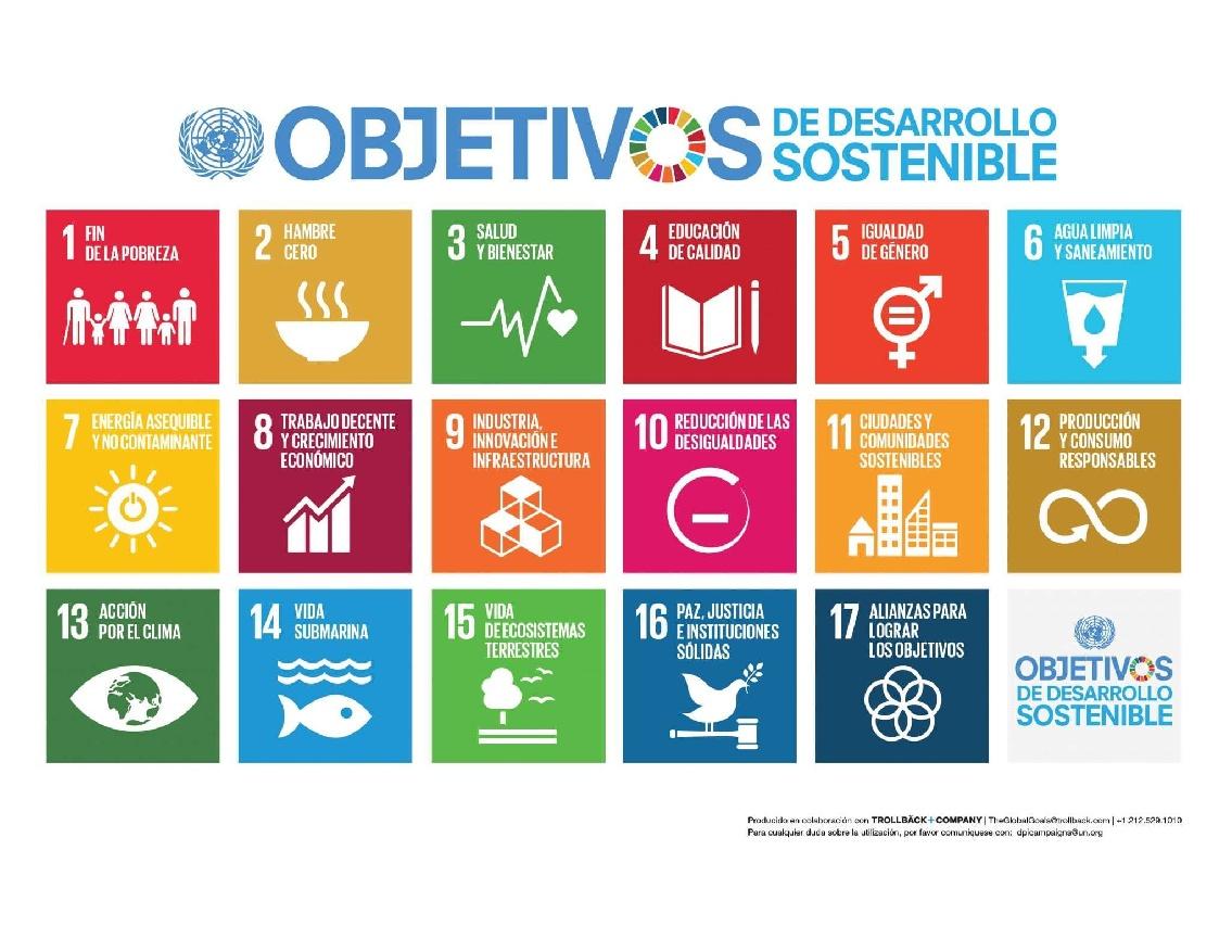 Grupo IHP, comprometido con los Objetivos de Desarrollo Sostenible 2030