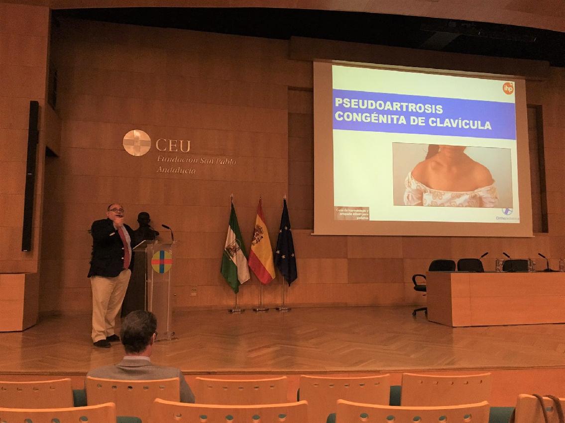 Grupo IHP imparte un curso sobre Traumatología y Ortopedia Infantil para pediatras junto a docentes de gran prestigio internacional