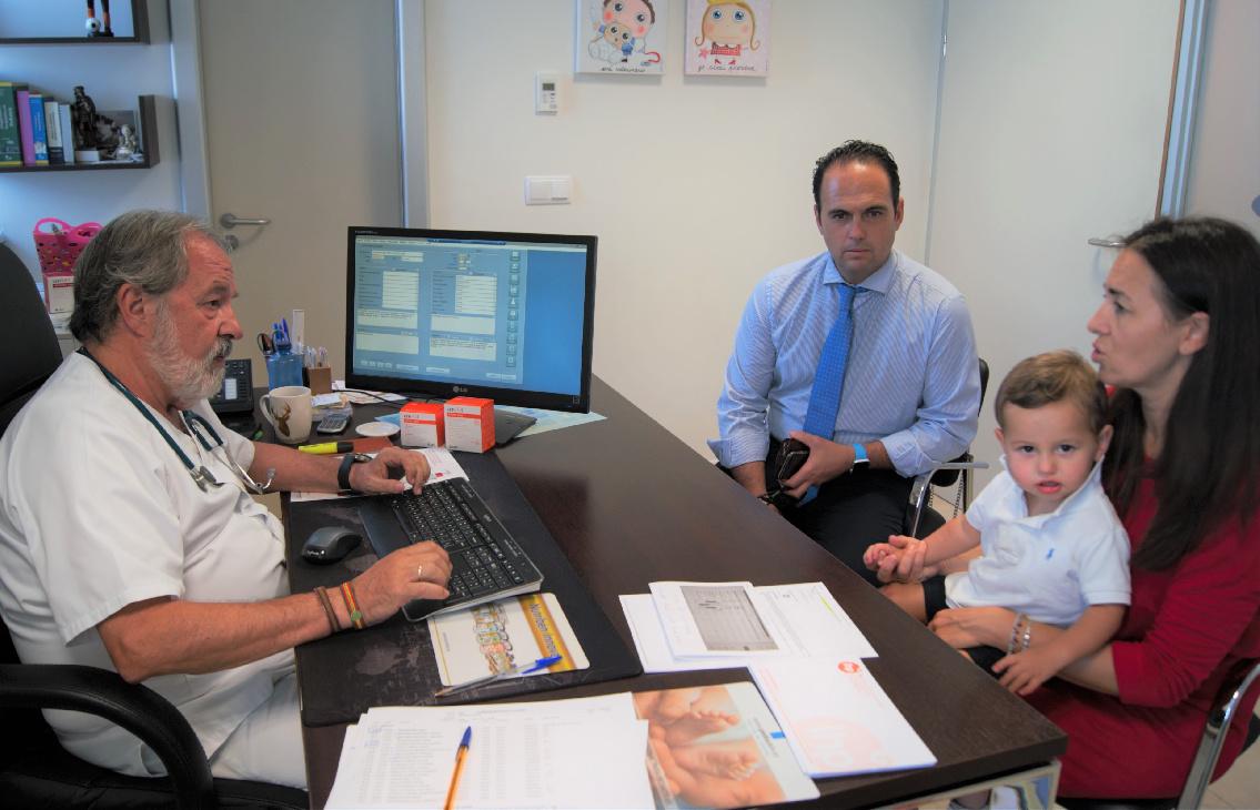 «Si tuviera un hijo de 12 años lo vacunaría contra el VPH»