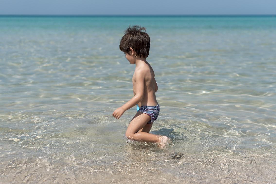 Especialistas advierten de la importancia de vigilar a los niños en el agua para evitar cortes de digestión y ahogamientos