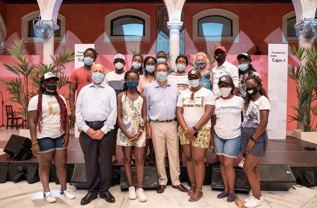 Grupo IHP y África Arco Iris impulsan una nueva campaña de vacunación en Costa de Marfil