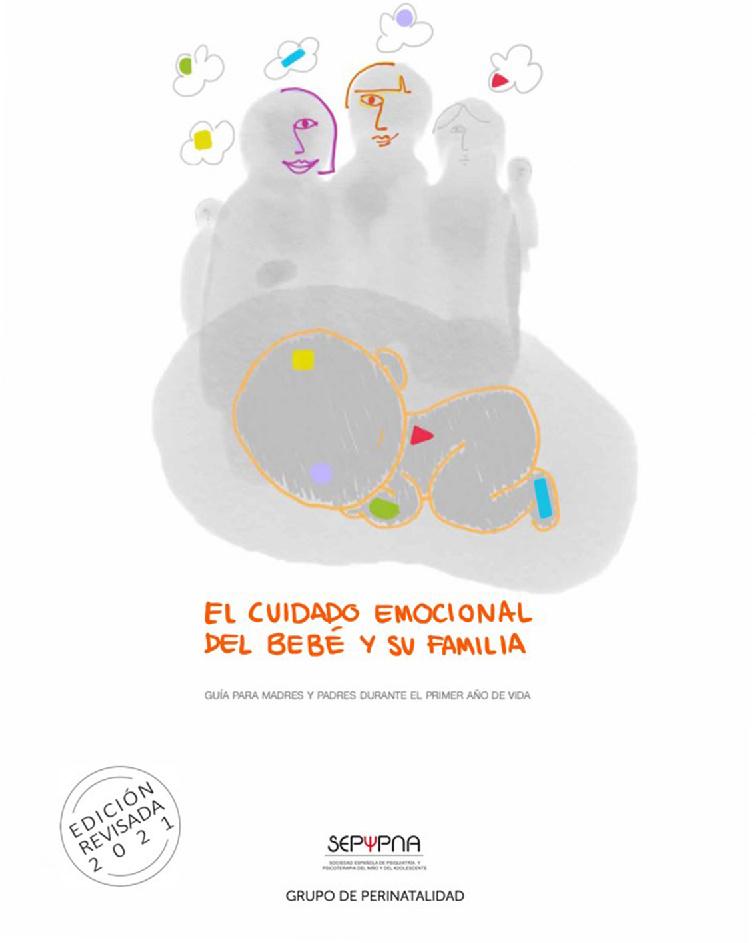 """Guía """"El cuidado emocional del bebé y su familia"""""""