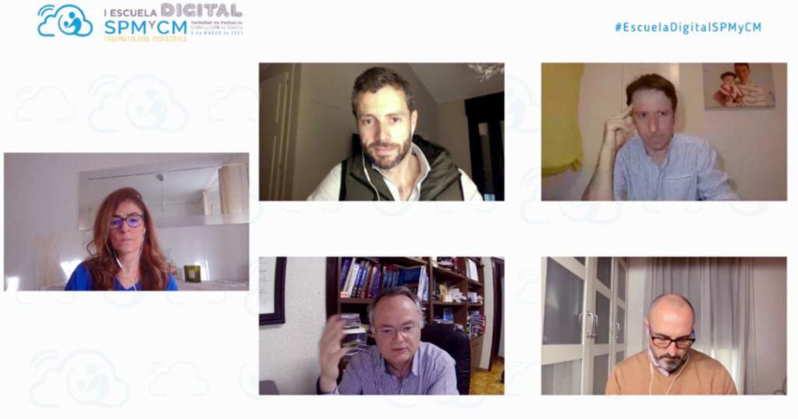 Traumatólogos pediátricos de Grupo IHP participan en la I Escuela Digital de Traumatología Pediátrica SPMyCM