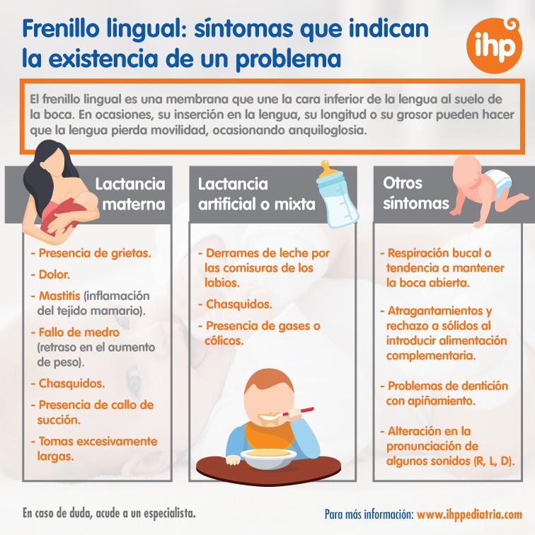 Todo lo que debes saber sobre el frenillo lingual