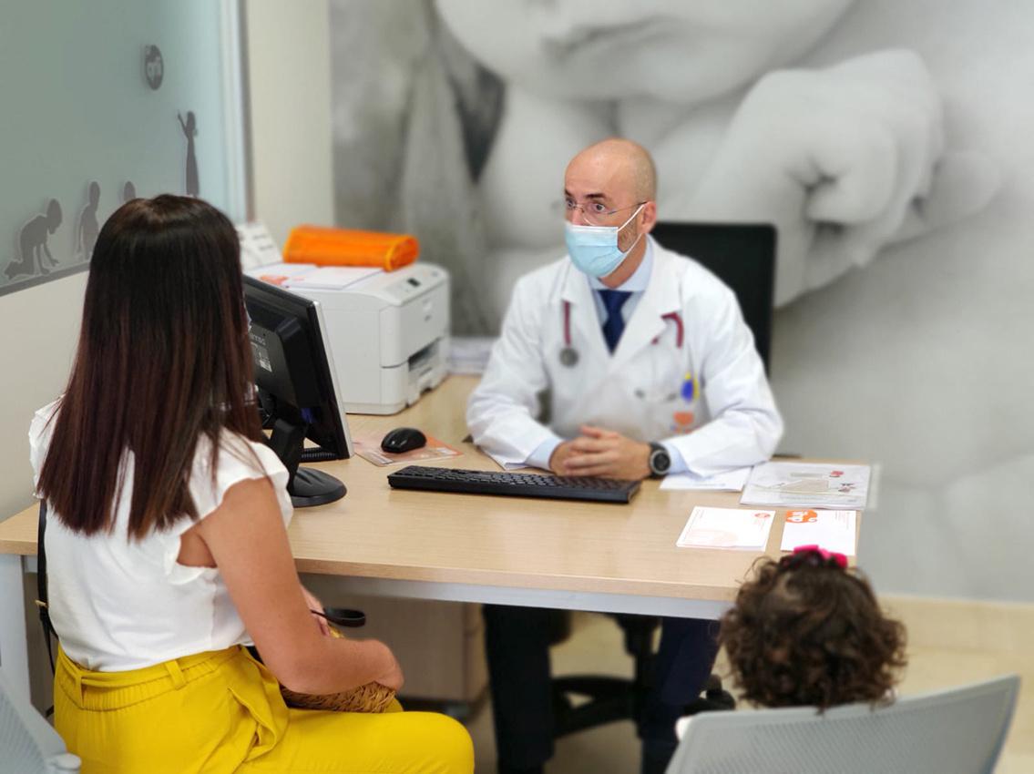 Gran interés mediático en la participación de Grupo IHP en el ensayo clínico de la vacuna de Pfizer contra la Covid-19 en niños