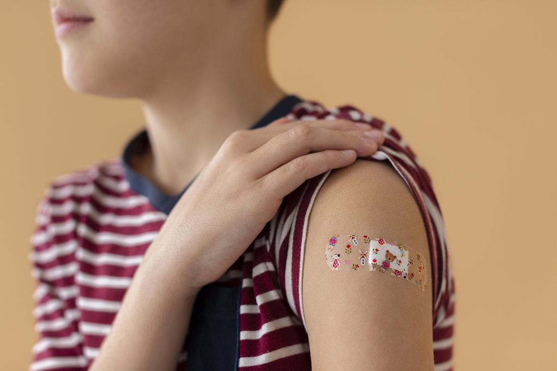 """Covid-19: """"La vacunación en niños es fundamental\"""