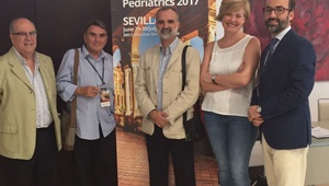 Grupo IHP Pediatría participa en Update on Pediatrics 2017