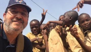 El proyecto de vacunación en Costa de Marfil, reconocido en los medios de comunicación