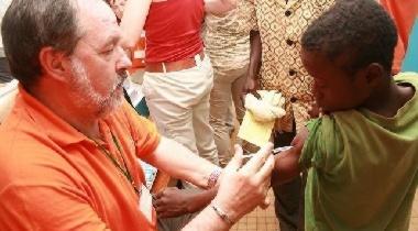 Carlos Colón opina sobre el viaje a Costa de Marfil de Grupo IHP