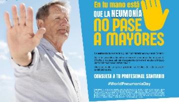 Grupo IHP celebra el Día Mundial de la Neumonía