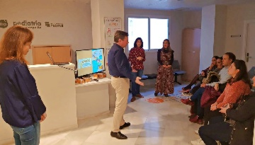 Presentada una nueva edición del programa VAMOS en el Hospital Fátima