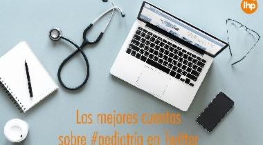 Las mejores cuentas sobre pediatría en Twitter