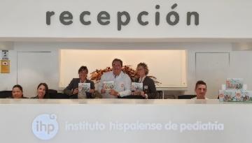 Grupo IHP lanza Regala Salud, una iniciativa para financiar procesos vacunales en niños