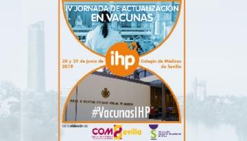 La IV Jornada de Actualización en Vacunas de Grupo IHP se celebrará el 28 y 29 de junio