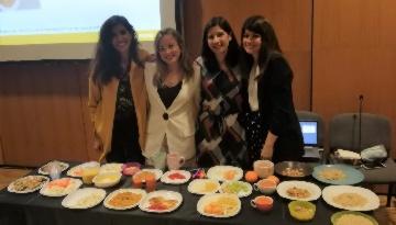 El equipo de nutricionistas de IHP comparte en Santander los últimos avances en la especialidad