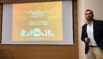 Profesionales de Pediatría del Campo de Gibraltar amplían sus conocimientos sobre las enfermedades de baja prevalencia