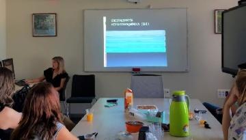 El equipo de Neonatología de Grupo IHP ofrece una charla en Córdoba sobre Encefalopatía Hipóxica-Isquémica (EHI)