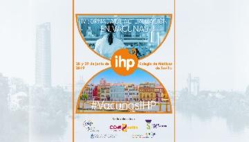 Agotadas las plazas disponibles de las IV Jornadas de Actualización en Vacunas IHP