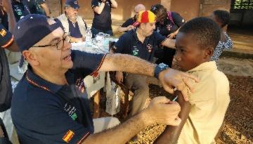Grupo IHP inicia una nueva campaña de vacunación en Costa de Marfil