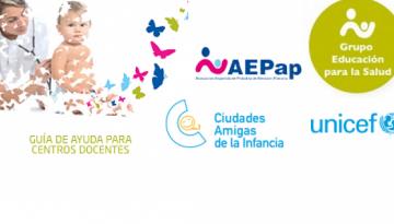 Nueva Guía de Ayuda para Centros Docentes de la Asociación Española de Pediatría de Atención Primaria (AEPap)
