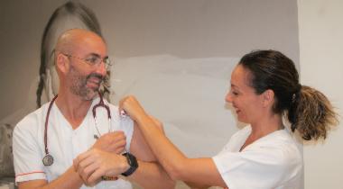 «La vacunación contra la gripe es la medida más eficaz para prevenirla, luchamos contra un virus que cambia y muta cada año»