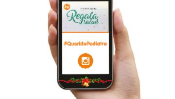 Nuevo concurso navideño #QueridoPediatra en Instagram
