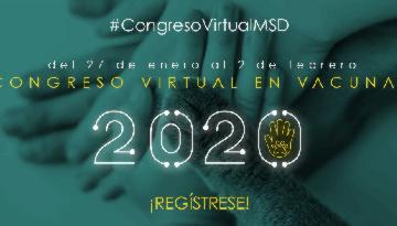 Grupo IHP participa como avalista en el Congreso Virtual de Vacunas 2020