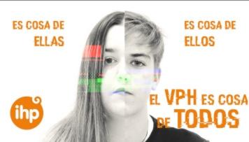 Adolescentes vacunados protagonizan la campaña de concienciación frente al VPH de Grupo IHP