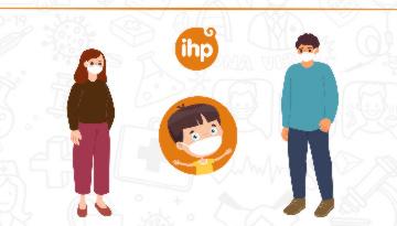 Grupo IHP lanza la «Guía IHP para familias sobre el Covid-19»