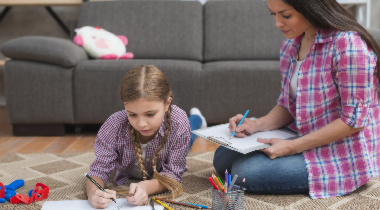 Confinamiento y niños: cómo afrontar las situaciones difíciles