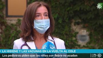 Consejos de los pediatras para la vuelta al cole: higiene y calendario de vacunación al día