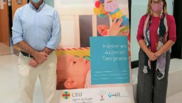 Grupo IHP ofrece prácticas profesionales en el máster de Atención Temprana de Fundación San Pablo Andalucía CEU