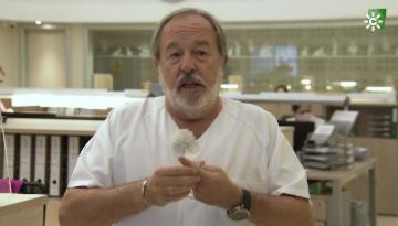 El Dr. Alfonso Carmona explica las diferencias de contagio entre la gripe y la Covid-19