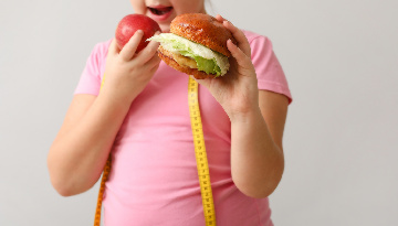 La adquisición temprana de hábitos saludables es la forma más eficaz de prevenir la obesidad
