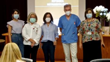 Grupo IHP organiza en Vithas Almería un curso de RCP pediátrica y neonatal