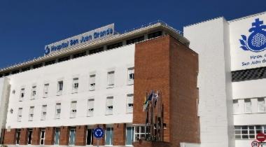 Hospital San Juan de Dios Grande Jerez