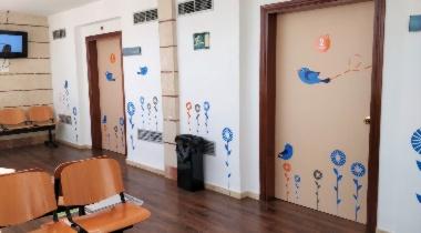Consultas de la unidad IHP en Hospital San Juan Grande
