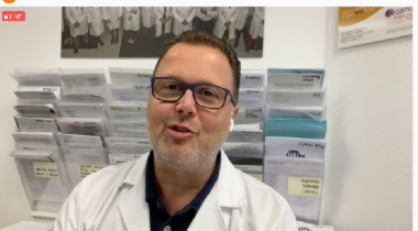 Federico Martinón - jefe del Servicio de Pediatría del Hospital Clínico Universitario de Santiago, director de Pediatría Clínica, Infectológica y Traslacional del Hospital Clínico Universitario Santiago, coordinador de la Unidad de Investigación en Vacunas